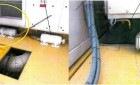 Срабатывание системы Тунгус на Белаз 75603