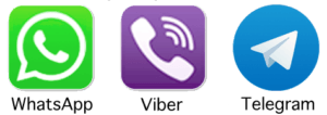 whatsapp-viber-telegram